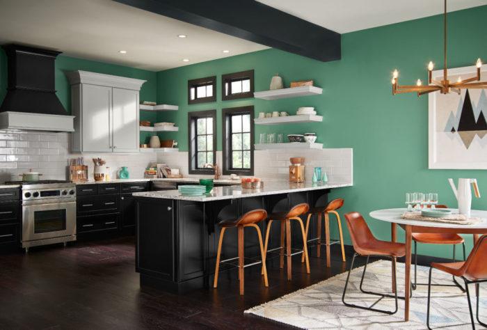 Cozinha-cor-parede-decoracao-ideias-decorativas-cadeira-balcao-design-renovacao