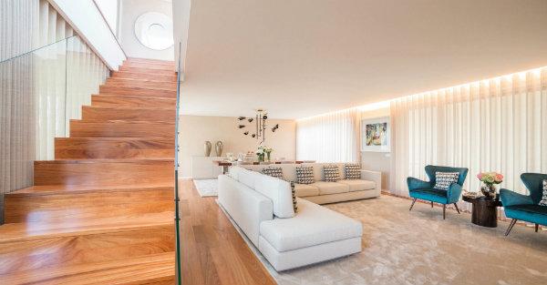 5 tendências imperdíveis para salas de estar