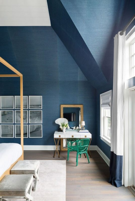 Azul-Obscuro-Quarto-Tendencias-2017-Suite-Pintura-parede